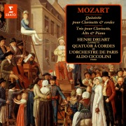 """Mozart: Quintette pour clarinette et cordes, K. 581 & Trio pour clarinette, alto et piano, K. 498 """"Des quilles"""""""