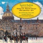 Saint-Saëns: Piano Concerto No. 1, Wedding Cake, Rhapsodie d'Auvergne & Africa