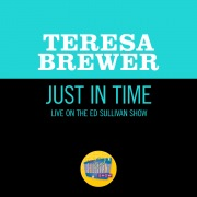 Just In Time (Live On The Ed Sullivan Show, March 27, 1960)