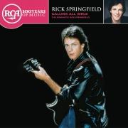Calling All Girls - The Romantic Rick Springfield