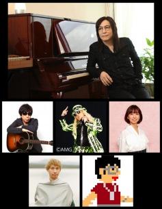 〈TETSUYA KOMURO MUSIC FESTIVAL〉開催、小室哲哉 2月6日(土)ニコ生出演決定