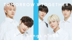 TOMORROW X TOGETHER、本日〈THE FIRST TAKE〉に初登場