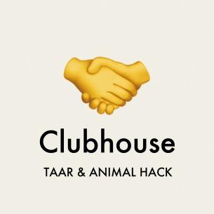 日本初、Clubhouse上でミュージシャンを募り共同制作、新曲「TAAR & ANIMAL HACK - Clubhouse」を公開