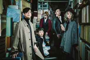 LACCO TOWERメジャーデビュー5周年盤黒白極撰曲集3/31発売