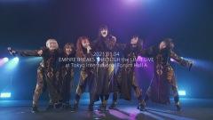 EMPiRE、4月7日に映像作品発売、ファン投票1位を獲得した「MAD LOVE」のライヴ映像公開