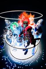 the telephones、<SUPER DISCO Hits11!!!~3Days Show~>のライブ映像を3週連続でYouTubeにて公開