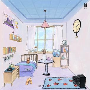 BTS J-HOPE、香水とラグで「ARMYの部屋」を演出