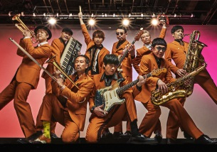 スカパラ、奥田民生とともに演奏したライヴ映像を期間限定公開