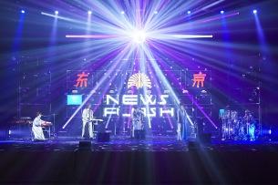 東京事変、最新の実演をBlu-ray/DVD化決定