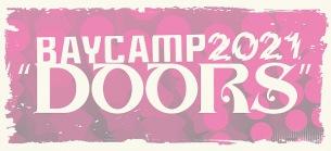 "〈BAYCAMP 2021 ""DOORS""〉第1弾でドミコ、羊文学、東京初期衝動、時速36kmら決定"