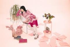 アイナ、初ソロツアーファイナルで新作EP「内緒」3/3発売を発表