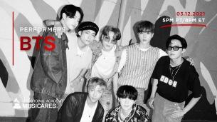 BTS、米オンライン慈善公演「Music On A Mission」に参加