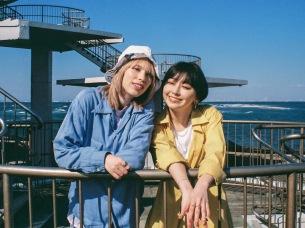 chelmico、新曲「COZY」配信決定&最新ビジュアル解禁