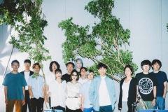 蓮沼執太フィル〈○→○〉出演第1弾に塩塚モエカ(羊文学)、xiangyu
