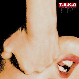 PIGGS、1stシングル「T.A.K.O」ジャケットデザイン解禁