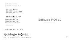 Maison book girl、5/30「Solitude HOTEL」開催を発表