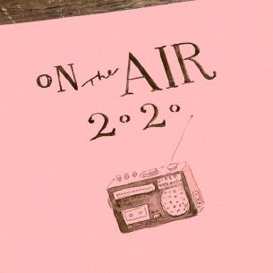 VIDEOTAPEMUSIC、ラジオの電波をエディットして作った「On The Air 2020(April 10)」配信リリース決定
