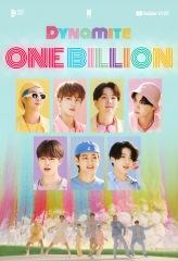 BTS 「Dynamite」MVが 10億再生突破