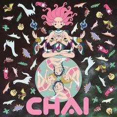CHAI、TVアニメ「ダイナ荘びより」イメージソングを本日リリース