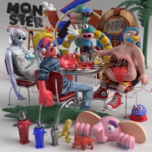 TENDOUJI、アルバム『MONSTER』より「CRAZY feat.ROY (THE BAWDIES)」本日リリース