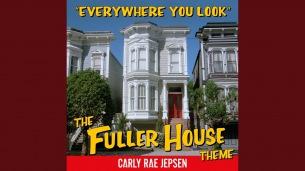 【今日のMV】カーリー・レイ・ジェプセン「Everywhere You Look (The Fuller House Theme)」