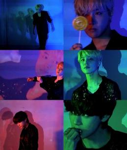 BTS、「Butter」コンセプト・クリップにJ-HOPE、JIMIN、Vが登場