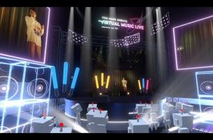渋谷バーチャルライブハウス「SHIBUYA UNDER SCRAMBLE」FRINEDSHIP.とコラボ