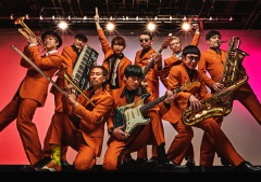 スカパラ × ムロツヨシが5/16放送「Love music」で共演決定