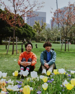 Gotchと東郷清丸によるスプリット・カセットがリリース