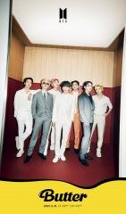 BTS、「Butter」全員スーツのティーザー・フォト公開