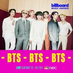 BTS、ビルボード・ミュージック・アワードで 「Butter」初披露