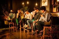 KEENのYouTube 1周年特番にて、the band apartのライヴ&トーク映像後編が公開