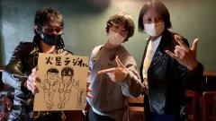 ギターウルフ セイジ『火星ラジオ』にシン・エヴァ、おそ松アニメーター浅野直之ゲスト出演