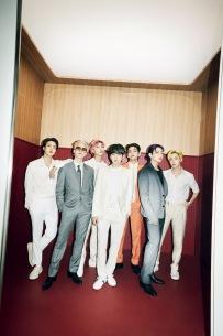 BTS、サマー・ソング「Butter」全世界同時配信スタート