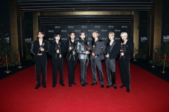 BTS、「2021ビルボード・ミュージック・アワード」で4冠