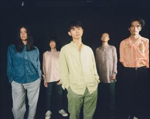 踊ってばかりの国、最新アルバム 『moana』OTOTOY限定Tシャツ付き音源配信が決定