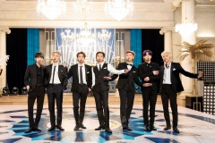 BTS、2年ぶり出演の米スティーヴン・コルベアショーで「Butter」披露