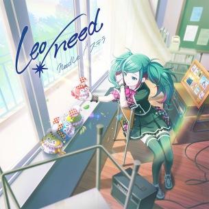 【急上昇ワード】Leo/need、力強い1stシングル「needLe/ステラ」リリース