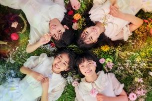 開歌-かいか-、新体制後初SG「サン・マナ・パーニャ!/Blue Fantasia」7/20リリース