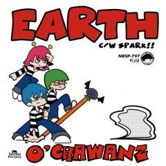 "O'CHAWANZ 、アナログ7インチ ""EARTH"" MVを公開"
