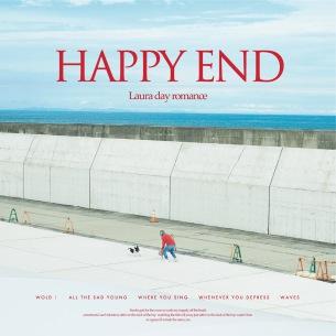 Laura day romance、配信シングル「happyend」をリリース。織田梨沙主演のMVも公開