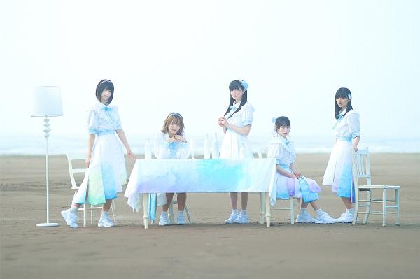 真っ白なキャンバスに元メンバーの鈴木えま・麦田ひかるが加入  新グループ合格者も発表