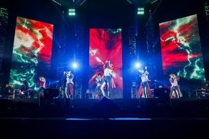 """BiSH、大阪城ホール公演より """"STACKiNG"""" ライヴ映像公開"""
