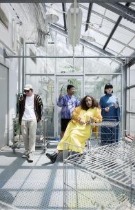 んoon、2年2ヶ月ぶりの3rd EP『Jargon』リリース決定&WWW渋谷ワンマンも