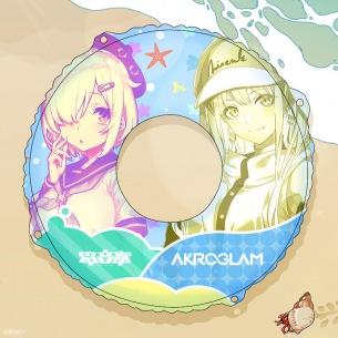 【急上昇ワード】AKROGLAMと電音部のコラボ楽曲「カスミソウ (feat. 電音部)」がリリース