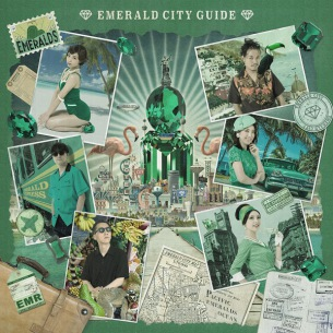 JINTANA & EMERALDS、2ndアルバム『Emerald City Guide』リリース決定