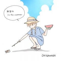 ONIGAWARAがサマーアンセムを配信限定リリース決定