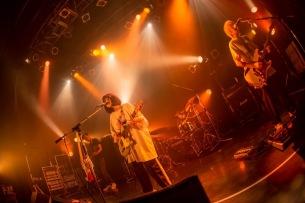 【オフィシャルレポート】〈ロッキン・ライフ in ライブハウス Vol.2〉