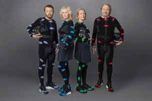 ABBAが40年ぶりに復活 11月発売の完全新作スタジオALから先行曲配信開始