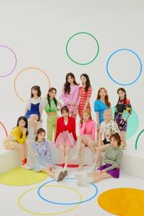 韓国12人ガールズ・グループLOONA、 日本デビューティザー映像公開
